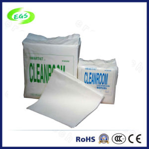 Electronic Industrial Dustless Tissue Clean Room Wiper Cloth pictures & photos