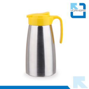 Colourful 304 Stainless Steel Water Jar Cool Water Kettle pictures & photos