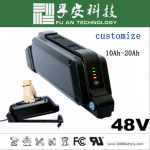 Li-ion Rechargeable 11.6ah Battery for Electric Bike with High Quality pictures & photos