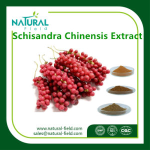 High Quality Schisandra Chinensis (turcz.) Baill. Fruit Extract Powder/Schisandra Berries Extract pictures & photos