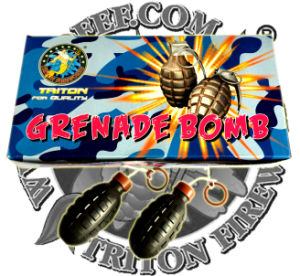 Grenade Bomb Fireworks pictures & photos