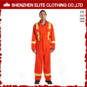 Chemical Long Sleeve Cotton Drill Workwear Overall Suit pictures & photos
