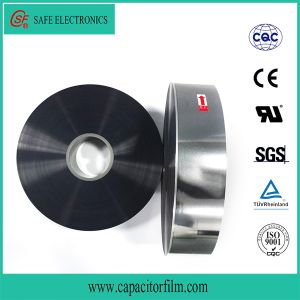 Caliminum Safety Metallized Polypropylene Film pictures & photos