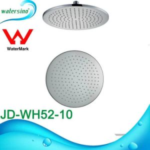 Kaiping Brass Chrome Showers Ceiling Rainfall Shower Head with Watermark pictures & photos
