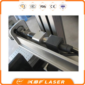 20W /30W/50W Economical Table Fiber Laser Marker Marking Machine for Stainless Steels Metals ABS Plastics pictures & photos