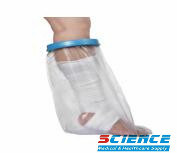 Waterproof Cast Cover and Bandage Protector for Child Short Leg (SC-BC-2121) pictures & photos