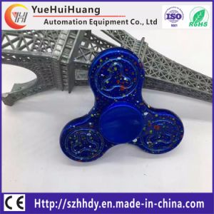 Hot EDC Aluminium Alloy Anti Stress Release Metal Toys Hand Fidget Spinner pictures & photos