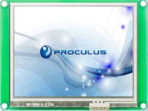 3.5′′ 320*240 LCD Module with Resistive Touch Screen