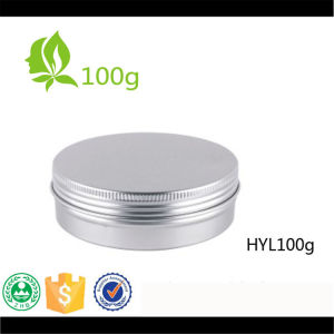 Hot Selling 100g Aluminium Cosmetic Jars pictures & photos