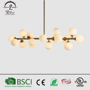 Dlss Modern New Design Hanging Pendant Light for Living Room Decorate Chandelier pictures & photos