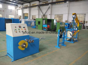 Core Cable Wire Wrapping and Coiling Machine pictures & photos
