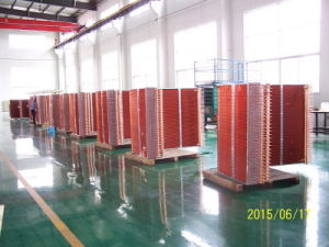 Hydrophlic Fin Copper Tube Air Conditioner Condenser pictures & photos