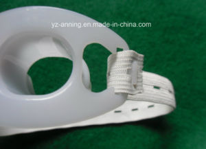 Medical Disposable Endoscopic Mouthpiece for White Elastic Belt pictures & photos