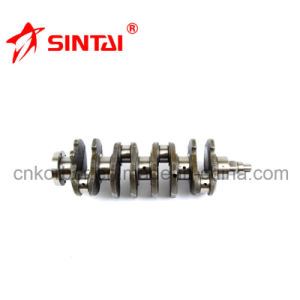 High Quality Crankshaft for Daewoo Cielo 1.6L 96350171 pictures & photos
