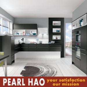 Modern Home Furniture Melamine Wood Kitchen Cabinet pictures & photos