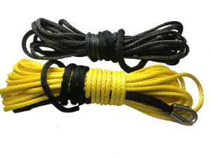 High Strength Durable Synthetic Winch Rope, Winch Line pictures & photos