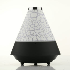 LED Funnel Shaped Night Light Wireless Speaker with FM Radio pictures & photos