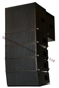 "3-Way Dual 6"" Active Line Array Speaker, A206, PRO Loudspeaker pictures & photos"