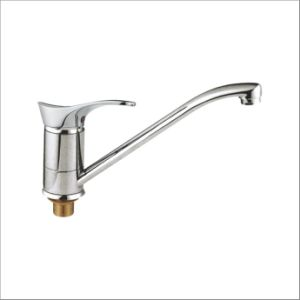 Nice Design Single Handle Kitchen Mixer&Faucet Jv73008 pictures & photos