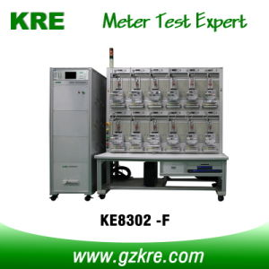 Class 0.05 12 Position Three Phase Electric Meter Test Bench with ICT for Testing I-P Close Link Meter pictures & photos