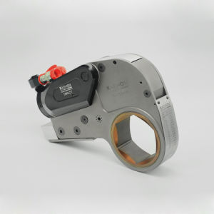 18 Months Quality Guarantee Low Profile Hollow Hex Cassette Hydraulic Torque Wrench pictures & photos