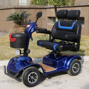 Ce Approved 4 Wheel Electric Scooter pictures & photos