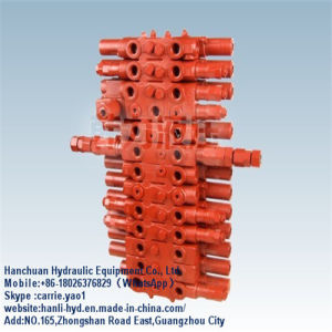 Kyb 7tons Hydraulic Multi-Way Control Valve Guangzhou Promotion