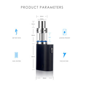 Box Mod Lite Mini 35 Watt Vapor Starter Kit E Cigarette Mod Vapor Mod Box pictures & photos