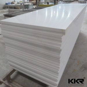 Building Material Artificial Stone Modified 6mm Acrylic Solid Surface Sheets pictures & photos