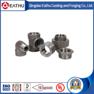 ASME B16.11 2000psi to 9000psi Forged Steel Pipe Fittings pictures & photos
