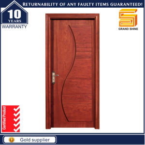 China Composite Hollow/Solid Core Wooden Doors Interior Modern ...
