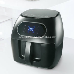 LCD Display 3.5L Large Capacity Electrical Air Fryer No Oil (HB-808) pictures & photos