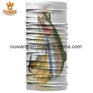 Multifunctional Fashion Seamless Fishing Bandana pictures & photos
