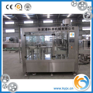 Automtic Glass Bottle Apple Juice Production Machine for Beverage Plant pictures & photos