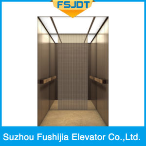 Energy Saving Vvvf Control Home Elevator pictures & photos