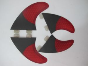 Honeycomb Glassfiber G5 Tri Surf Fin pictures & photos