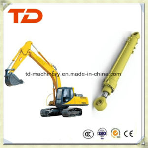 Hitachi Zx450-3 Bucket Cylinder Hydraulic Cylinder Assembly Oil Cylinder for Crawler Excavator Cylinder Spare Parts