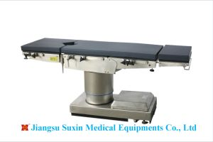 Electric Operating Table, Comprehensive Electro-Hydraulic Operating Table, Surgical Bed pictures & photos