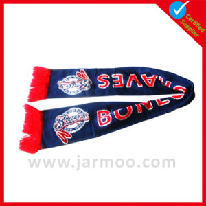 100% Polyester Printed Sports Club Scarf pictures & photos