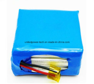 High Quality Rechargeable 24V 10ah Polymer Lithium Battery pictures & photos