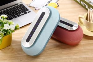 2017 Newest Wireless Desk Fabric Private Ds-7614 Bluetooth Speaker