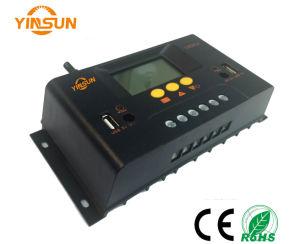 Solar Charger Controller 30A 12V/24V Automatic Transfer USB 5V DC12V Output pictures & photos