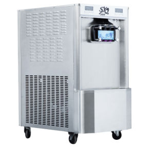 1. Soft Ice Cream Machine with 88L/H pictures & photos