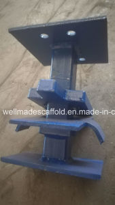 Cuplock M Lock Scaffolding Slab Standard Drop Head pictures & photos