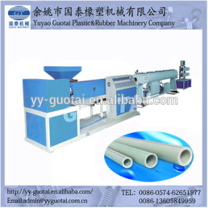 Diameter 10-180mm PE PPR PVC Pipe Extrusion Machine pictures & photos