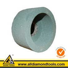 Flat-Shape Diamond Resin Grinding Wheels for Metal Abrasive pictures & photos