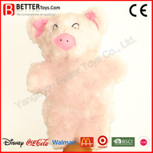 Plush Toy Stuffed Animal Pig Hand Puppet for Kids/Children pictures & photos