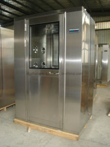 Cleanroom Equipment Person Air Shower with Auto Blowing pictures & photos