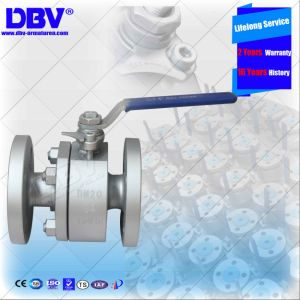 Dbv Industrial Flanged Ball Valve