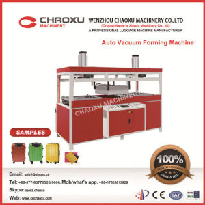 Suitcase Vacuum Forming Machine pictures & photos